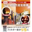 高温・超高性能集塵機 製品画像