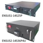 リチウムイオン蓄電池モジュール - 48V系 19インチシリーズ 製品画像