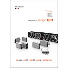 Bridge製品カタログ 製品画像