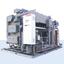 三重効用高効率ガス吸収冷温水機『SIGMA ACE』 製品画像