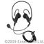 【耳を塞がずに音声の傍受が可能】ヘッドセット XC-CSH00G 製品画像