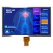 10.1インチ1024x600 LVDS IPS TFT 液晶 製品画像