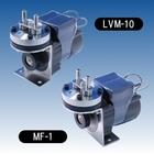 ●小型ダイアフラム式ポンプ 『LVM-10/MF-1』【耐蝕】 製品画像