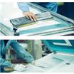 【硝子加工】シルクスクリーン印刷 製品画像