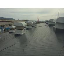 超速硬化ウレタン・コスミックRIM工場スレート屋根改修工法 製品画像