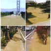 防草・保水等に効果を発揮する土『エコクリーンソイル』 製品画像