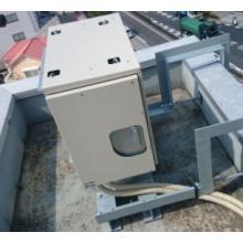 電源盤『屋外UPS盤 リチウム電池搭載型』 製品画像