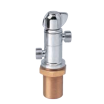 【水栓パーツ】2方向分岐立形専用水栓(湯・水) 製品画像