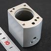 アルミ/A5052/マシニングセンタ + 硬質アルマイト 製品画像