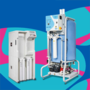 高流量純水製造装置 Milli-Q ループセントラルシステム 製品画像