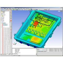 電気・電子機器熱流体解析ツール ANSYS Icepak 製品画像