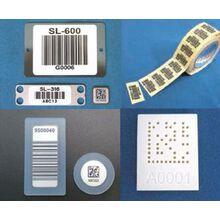 【生産・工程管理】酸・アルカリなど過酷な環境にも耐えるバーコード 製品画像