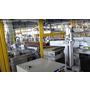 フローリング自動梱包ライン 製品画像