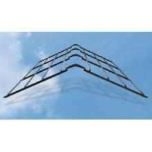 太陽光パネル設置用架台『シンプル・レイ架台』 製品画像
