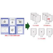 マルチTIFFページ編集マルチTIFF Professional 製品画像