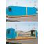 輸送用車両荷台用幌「パレット幌(手動式)」 製品画像