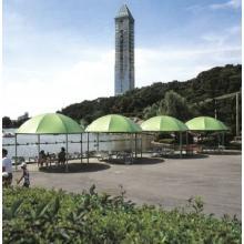 商業用施設向けテント シェルター 【駐車場、休憩所の屋根に!】 製品画像