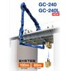 橋梁点検・調査・補修に「ゴンドラ車」GC-240/240L 製品画像