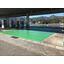 屋外使用可能な水性硬質ウレタン床材 無黄変・低収縮のモルタル工法 製品画像