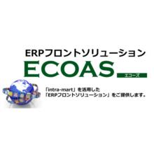 ERPフロントソリューション  ECOAS経費・旅費精算 製品画像