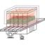 蓄熱型触媒燃焼 VOCガス浄化脱臭装置 RCO(電気ヒーター式) 製品画像