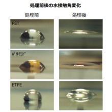 真空プラズマ表面処理技術 ※飛躍的に接着力を改善! 製品画像