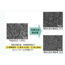 特殊金属エクセル  焼鈍技術 製品画像