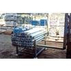 長尺資材の整理・保管・梱包・運搬器具 「サポート整理台」 製品画像