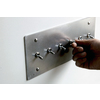 工業的デザイン照明用「トグルスイッチプレート」 製品画像