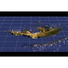 地上レーザースキャナーによる3次元モデルの作成 製品画像