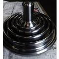 旋盤加工事例『ダクタイル鋳鉄 FCD600 電力装置用の型』 製品画像
