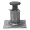 鉄骨柱建て方用レベル調整材『ワンタッチレベルマン』 製品画像