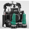 乾式排水システム『Wilo-EMUport CORE』※後付け可 製品画像