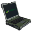 MilDef社 堅牢15インチノートPC RK12 製品画像