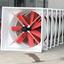 工場ファン  倉庫ファン 送風機 耐熱 換気・排気システム 製品画像