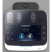 測温機能付虹彩・顔認証機『EF-45NT』 製品画像