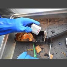 蛍光灯安定器の調査・分別・分析による減容化サービス 製品画像