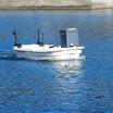 自動運転船舶ロボット Marine Drone マリンドローン 製品画像
