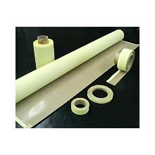 PTFEガラスクロス粘着シート(テフロンガラスクロス粘着テープ) 製品画像