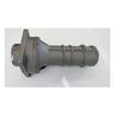 薄肉・軽量・ダクタイル鋳鉄 建設機械ランマーのシリンダー部品事例 製品画像
