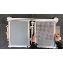 【手作業の機械化を検討の方必見】反転機構付きXY塗装装置導入事例 製品画像