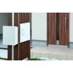【クラティスエコ 使用事例】エクステリア 機能門柱、化粧柱 製品画像