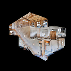 4K+3D撮影で大規模な現場や屋外の設備を撮影・3D空間に! 製品画像