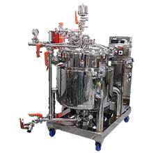 工場の省力化に!自動洗浄が可能な溶解槽 ミキシレータ(R)新発売 製品画像