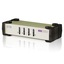 4ポート PS/2-USB VGA KVMスイッチCS84U 製品画像