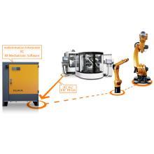 産業ロボット用ソフトウェア KUKA.mxAutomation 製品画像