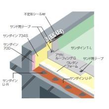 アサヒルーフィング防水工法 製品画像