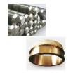 青銅合金 連続鋳造・遠心鋳造・押出の青銅材・高力黄銅材 製品画像