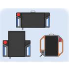 ハンディタッチパネルモニタ 製品画像