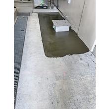 【施工事例】食肉公社様 新設設備 水勾配の補正工事 製品画像